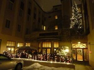 Weihnachten im Austria Classic Hotel Wien