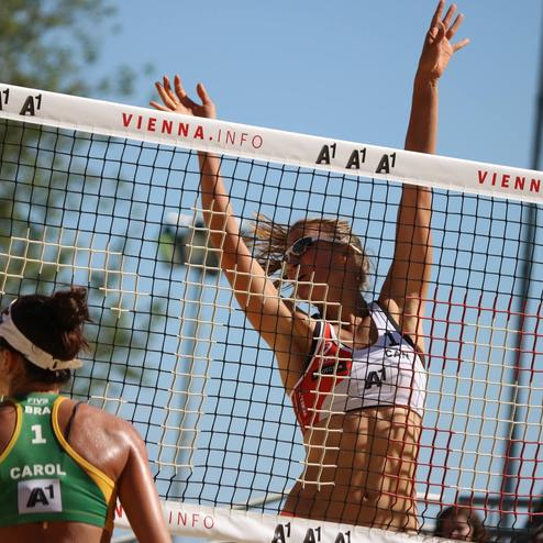 Beach Volleyball Major Series - Vienna 2018