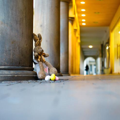 Easter time in Vienna 2018