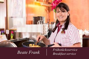 Beate Frank | Frühstücksservice | Austria Classic Hotel Wien