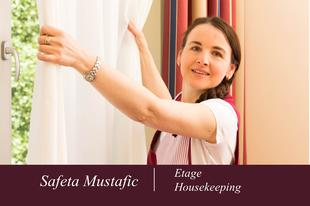 Safeta Mustafic | Etage | Austria Classic Hotel Wien