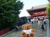 Mr. Blumi in Japan