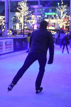 Eislaufplätze in Wien - Winter 2017/18