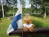 Mr. Blumi in Finnland