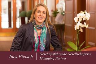 Ines Pietsch | Geschäftsführende Gesellschafterin | Austria Classic Hotel Wien