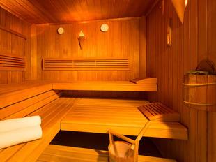 Entspannen in der Sauna des Austria Classic Hotel Wien