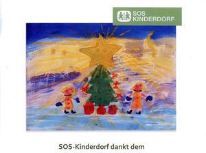 Das SOS Kinderdorf bedankt sich