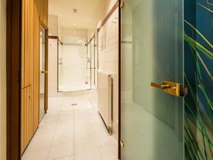 Der Saunabereich des Austria Classic Hotel Wien