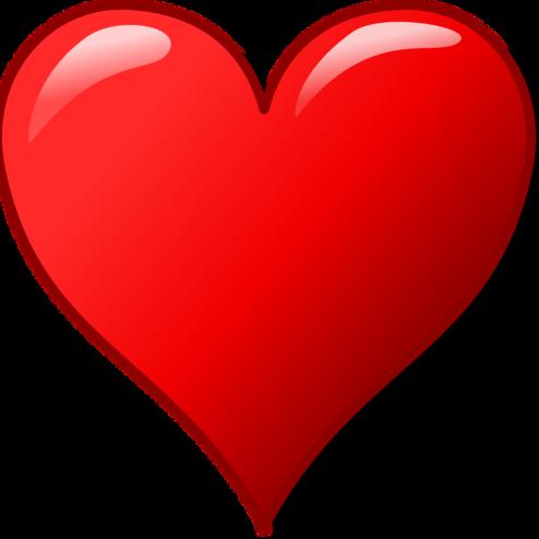 Valentinstag für Verliebte