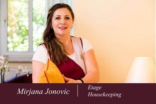 Mirjana Jonovic | Etage | Austria Classic Hotel Wien