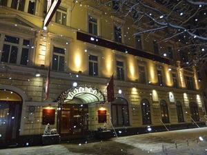 Frohe Weihnachten vom Austria Classic Hotel Wien
