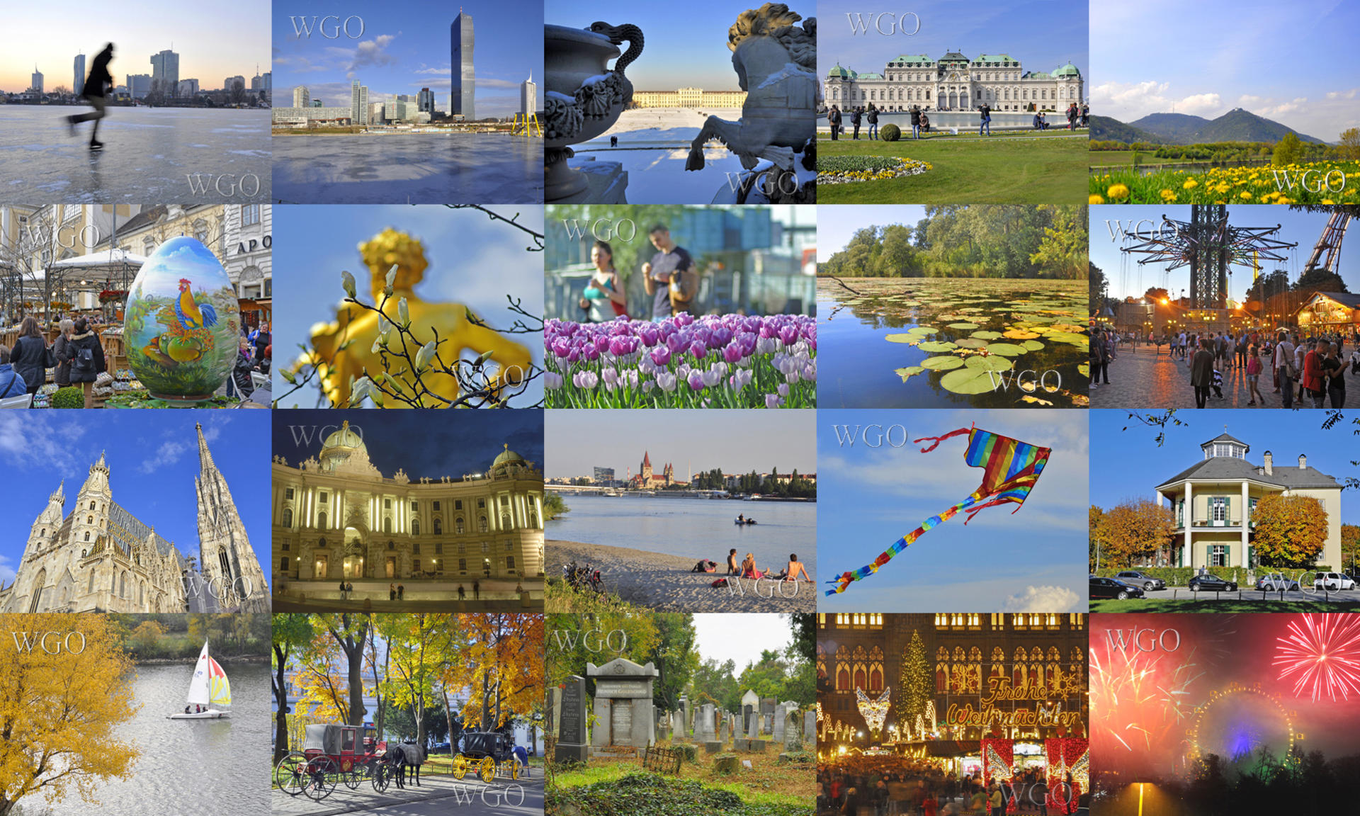 Foto-Tour durch Wien
