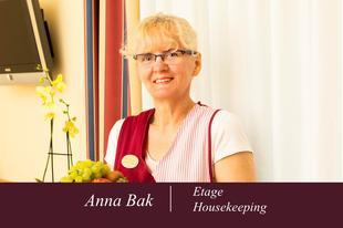 Anna Bak | Etage | Austria Classic Hotel Wien
