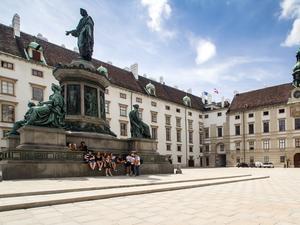 Wiener Hofburg - Denkmal