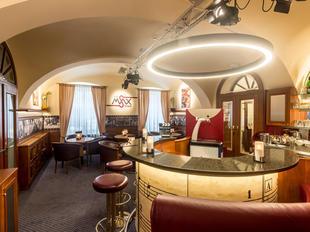 Die Hotelbar im Austria Classic Hotel Wien