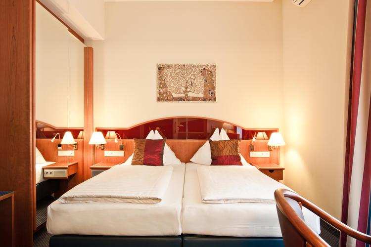 Doppelzimmer im Zentrum Wiens